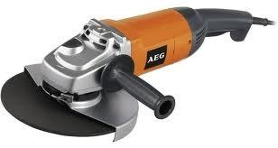 Smerigliatrice  230 mm. AEG WS 21-230 GVXDMS 2100W