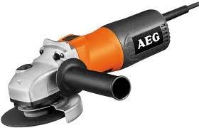 Smerigliatrice  115 mm. AEG WS 8-115M 750W