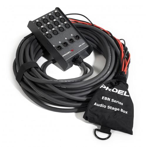 Proel Stage Box EBN1204
