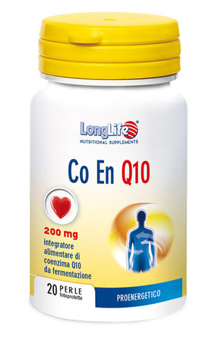 LONGLIFE CO EN Q10 200 mg