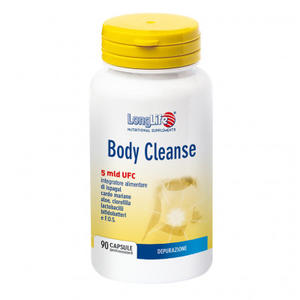 LONGLIFE BODY CLEANSE