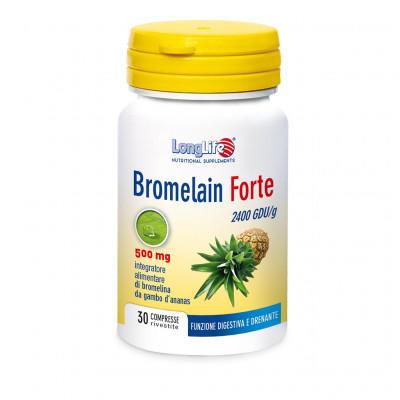 LONGLIFE BROMELAIN FORTE