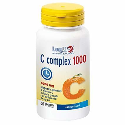 LONGLIFE C COMPLEX 1000 T/R