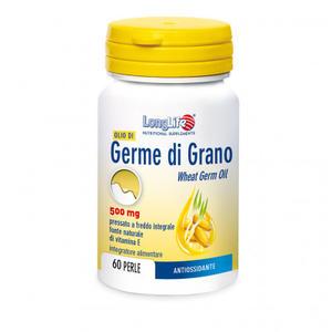 LONGLIFE OLIO DI GERME DI GRANO