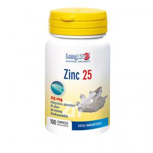 LONGLIFE ZINC 25