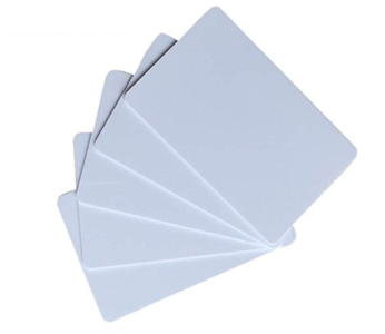Carte RFID 13,56 MHz (100 pz) - m1