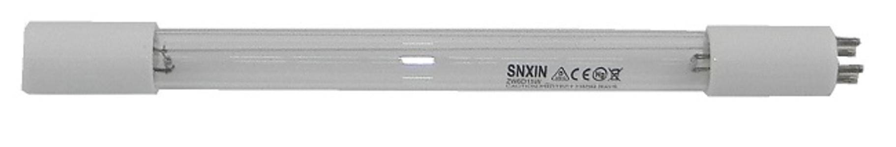 Lampada UV 6 Watt T5 per debatterizzatore acqua.