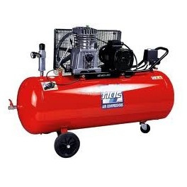 Compressore a cinghia FIAC AB100 lt 100 230V 2HP 1,5KW 10 Bar