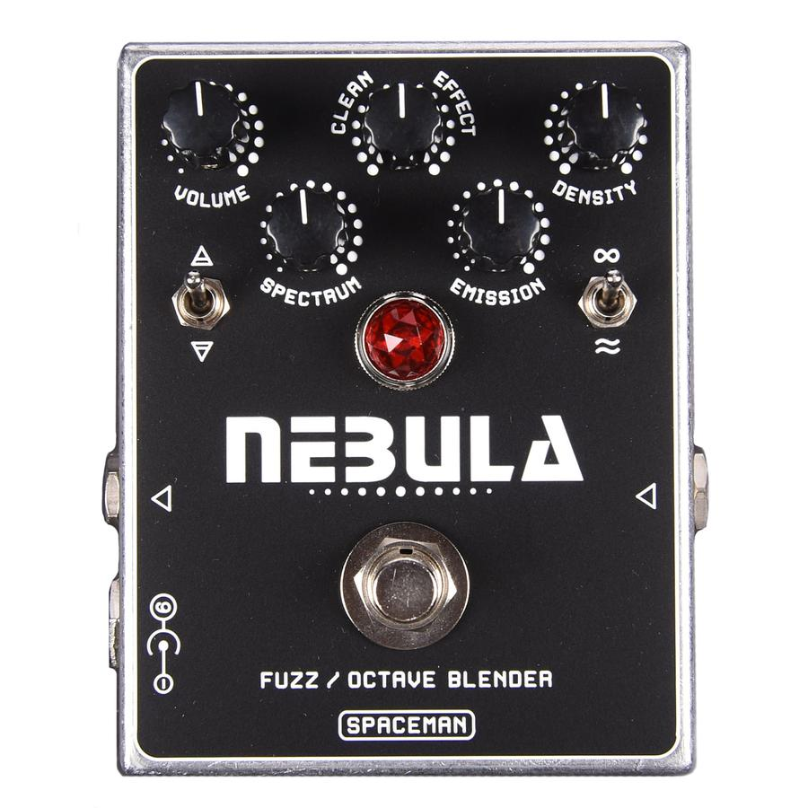 Nebula Fuzz / Octave Blender - Spaceman Effects