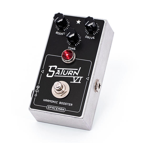 Saturn IV - Spaceman Effects