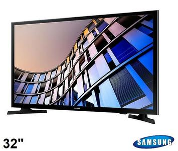 SAMSUNG TV LED 32'' HD READY DVB-T2 EUROPA BLACK N4002