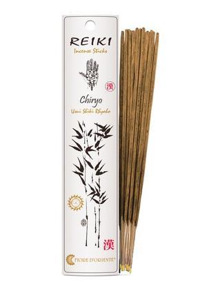 Incensi Reiki - Chiryo 12 gr. 8 stick