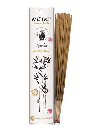 Incensi Reiki - Gassho 12 gr. 8 stick