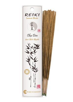 Incensi Reiki - Oku Den 12 gr. 8 stick