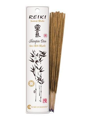 Incensi Reiki - Shinpin Den 12 gr. 8 stick