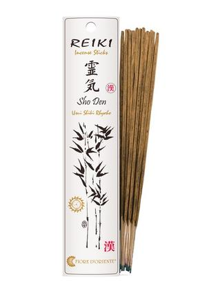Incensi Reiki - Sho Den 12 gr. 8 stick