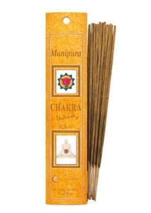 Incenso Chakra 3 Manipura (giallo)