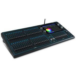 """CHAMSYS - QuickQ 30 Console luci quattro universi, 3 uscite DMX, Wi-Fi antenna, touchscreen 9.7"""""""