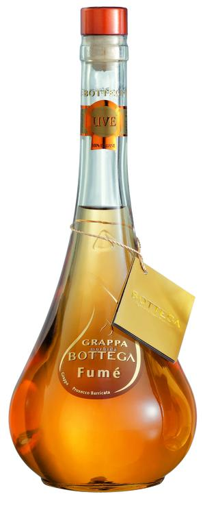 GRAPPA BOTTEGA FUME'