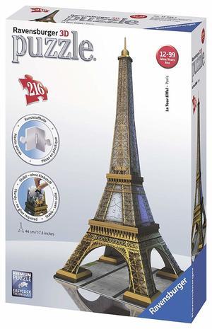 Eiffel Tower Paris Ravensburgher 12 556 2 216 pcs 12+ anni