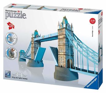 Tower Bridge London Puzzle 3D Ravesburger 12 559 - 216 pcs 12+ anni