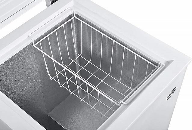 DAYA congelatore orizzontale classe A+ capacità netta 100 Litri DCP-108H8