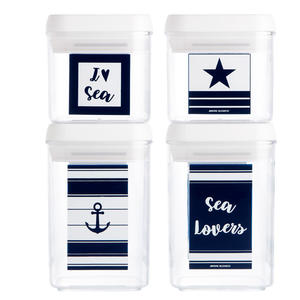 Set Barattoli da Cucina Sea Lovers di Marine Business - Offerta di Mondo Nautica 24