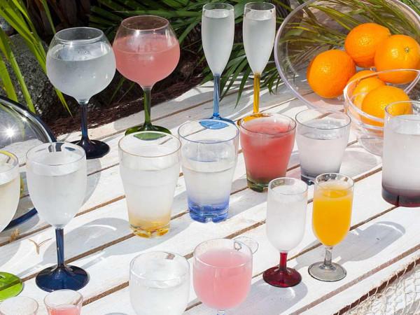 Bicchieri da Acqua Impilabili- Serie Party di Marine Business - Offerta di Mondo Nautica 24