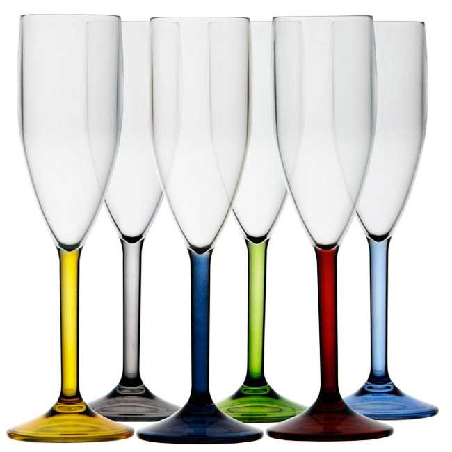 Flute Colorati - Serie Party di Marine Business - Offerta di Mondo Nautica 24