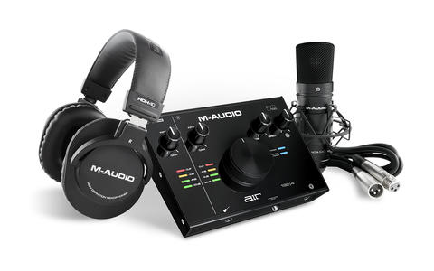 M-Audio AIR 192-4 Vocal Studio Pro