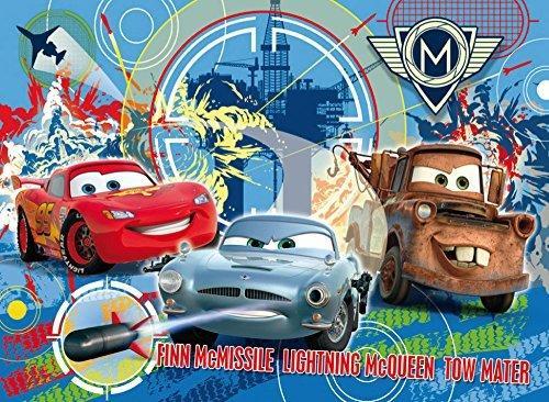 Puzzle Cars Gram Prix 100pcs Clementoni 07208 6+