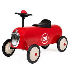 """Cavalcabile in Metallo """"Rosso"""" per Bambini della Linea I Racers di Baghera"""