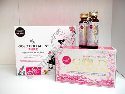 PURE GOLD COLLAGEN® ►PROMO 30 FLACONI◄