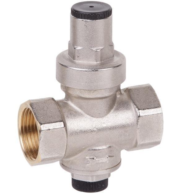 Riduttore di pressione acqua ottone