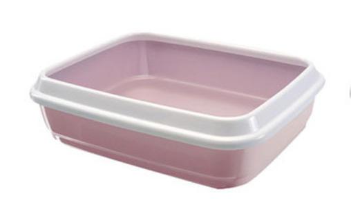 Imac Cassetta Igenica con Bordo - Colore Rosa