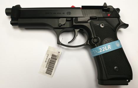 BERETTA 92FS (M9 22LR) CAL.22LR
