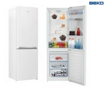 BEKO frigorifero combinato 320lt A++ BIANCO RCSA330K20W