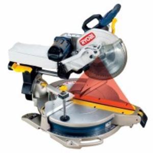 Troncatrice da banco professionale RADIALE EMS-1830SCL RYOBI 1800 w diam 305 con laser
