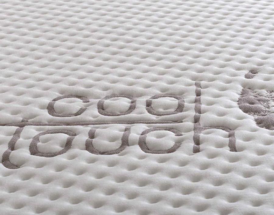 Materasso Molle Insacchettate Mod Prestige 3000 Molle Climatizzato  con Memory Cm 5 da Cm 165x190/195/200 -Ergorelax