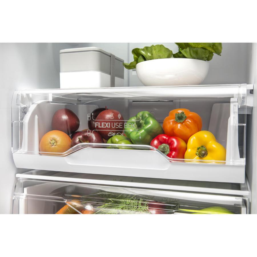 INDESIT frigo combinato 330lt A++ BIANCO No frost LI80FF2WB