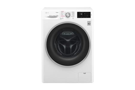 LG lavatrice 10KG A+++ 1400g/m inverter + NFC F4J6J
