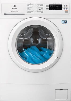ELECTROLUX-REX lavatrice 6KG 1200G A+++ EW6S526W - SLIM 38cm