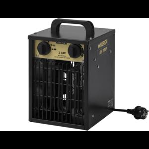 Riscaldatore elettrico MAURER 1000/2000W INDUSTRIALE cod 53580