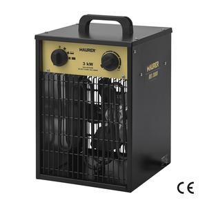 Riscaldatore elettrico MAURER 1500 / 3000W INDUSTRIALE cod 53581