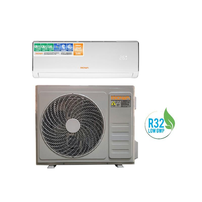 ROWA climatizzatore 24000btu A++ inverter compressore panasonic ANNI DI GARANZIA 2+2