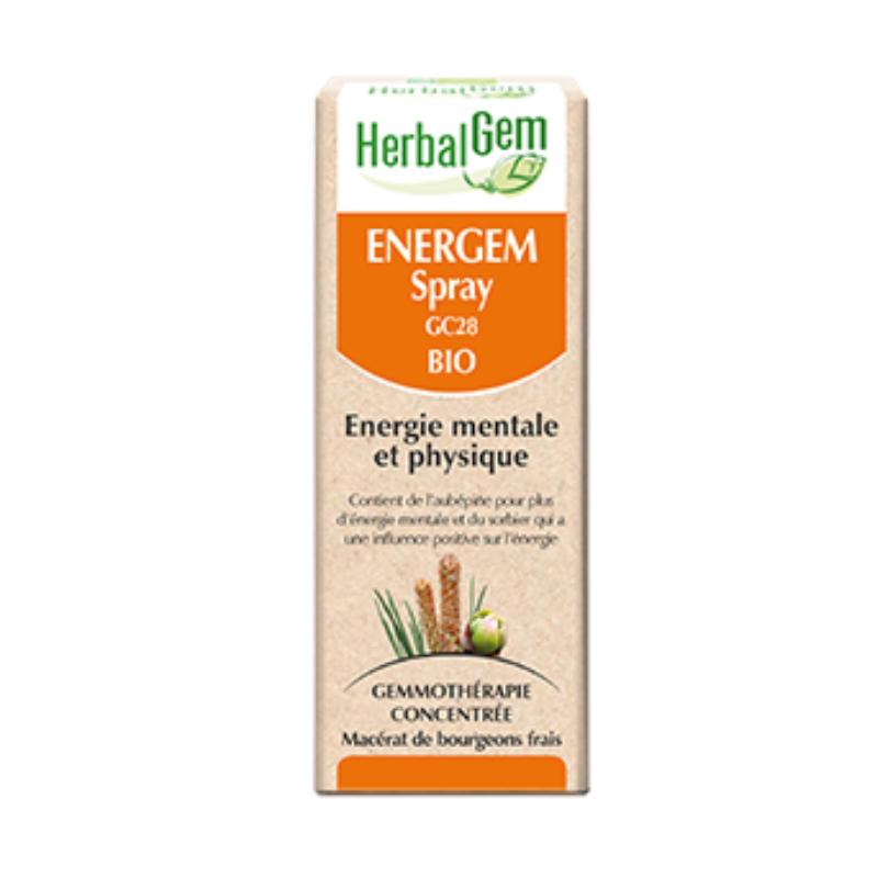 Herbalgem - Energem spray bio