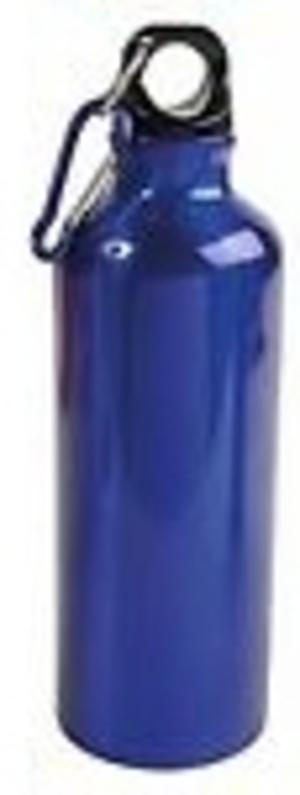 Borraccia Alluminio, 700 ml, BLUE, personalizzabile