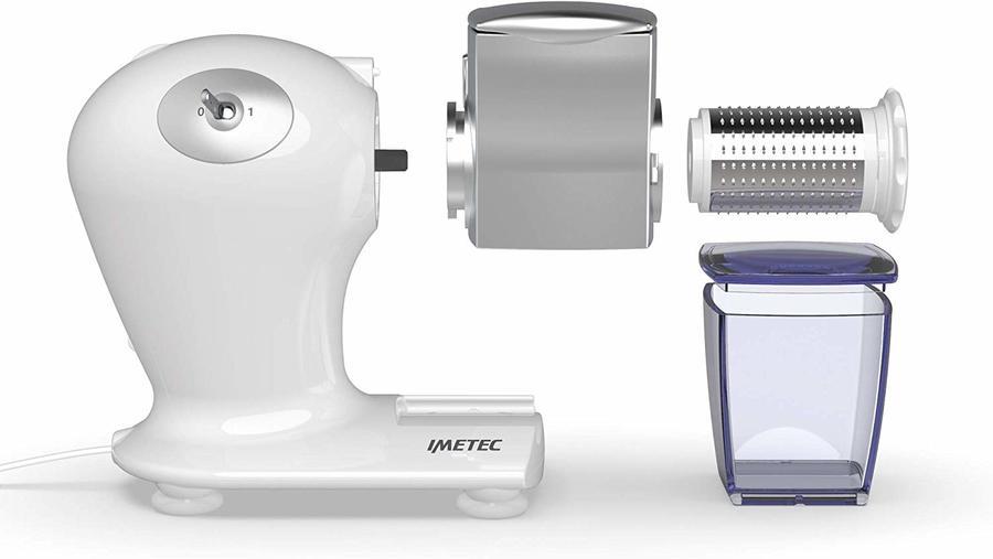 IMETEC grattugia elettrica professionale Dolcevita 7126C