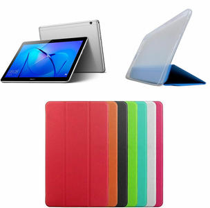 CUSTODIA TABLET SMART COVER 10 9.6 POLLICI SLIM PER HUAWEI MEDIAPAD T3