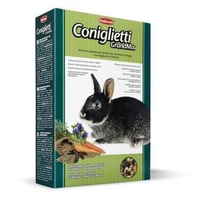 Padovan Grandmix Alimento Per Conigli Cibo Coniglietti Frutta Ortaggi 850g